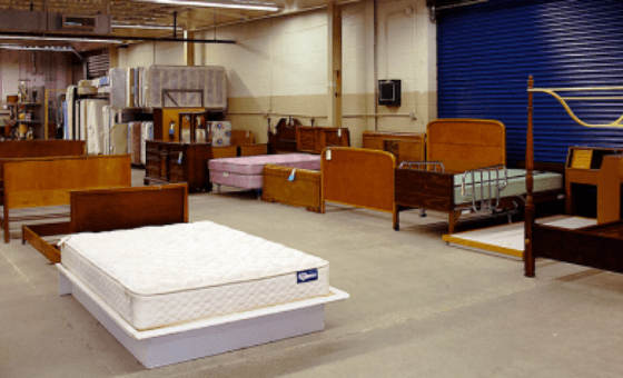 Beds, Mattresses and Boxsprings