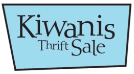 Kiwanis Thrift Sale