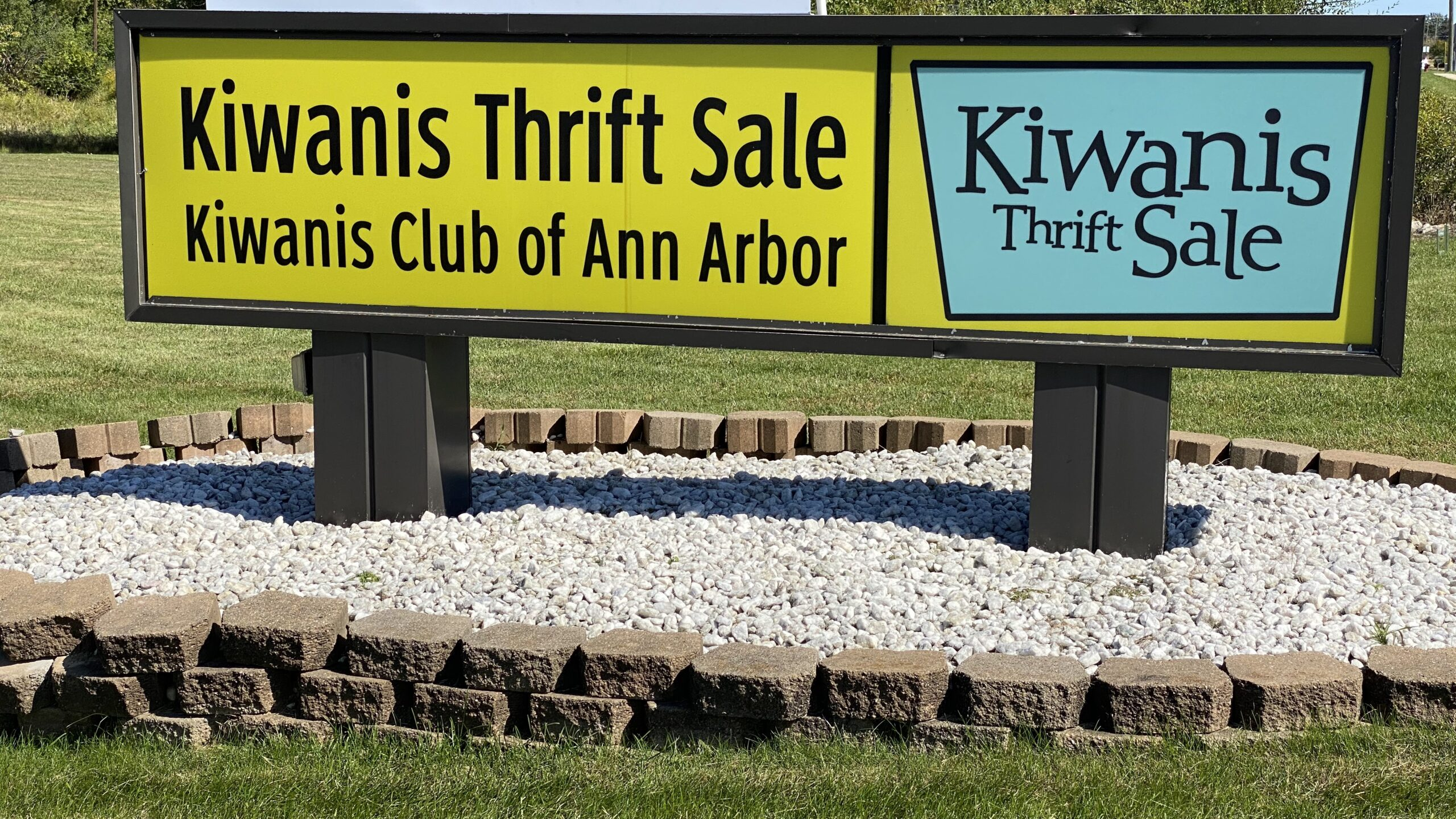 About Kiwanis Thrift Sale